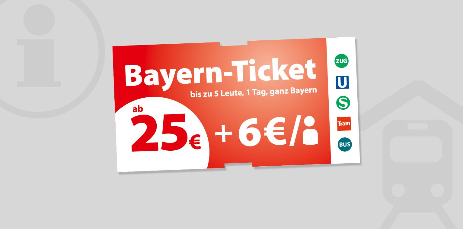Single bayernticket Bahn bayernticket single wochenende – FAQs